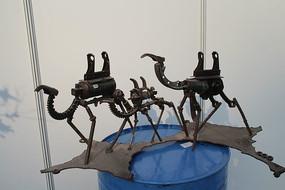 骆驼手工制品