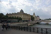 莱茵河与欧洲建筑