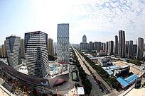 柳州城中万达广场全景