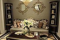 欧式风格沙发