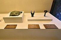 中国西周时期文物展品