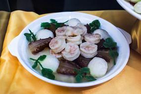 三鲜海参特色菜