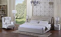 时尚流行舒适软床