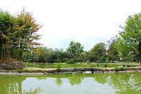 秀里园林景观
