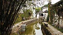 江南水乡景观