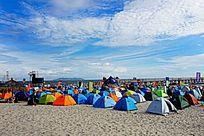 露营活动图片