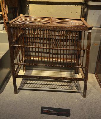 日军实验小动物饲养笼子