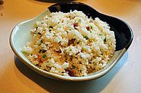 川味腊肉炒饭