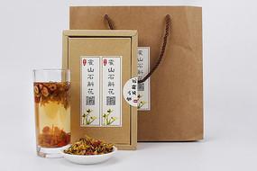 石斛红枣枸杞茶包装