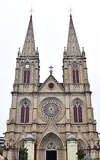 独特教堂建筑