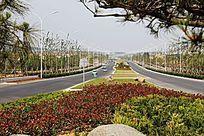 绿化好的风景公路