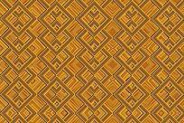 金色方框底纹