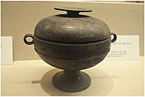 西周时期青铜豆