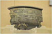 西周时期青铜器残片