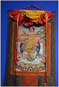 藏传佛教唐卡