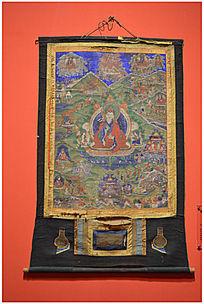 藏族特色唐卡