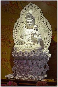 观世音菩萨像