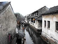 苏州江南小镇小景