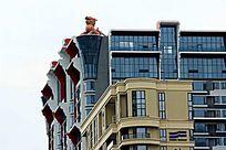 现代建筑景观