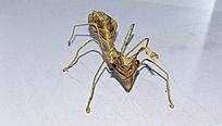 蚂蚁手工艺术品-手工编织