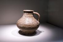 西周时期的原始瓷壶