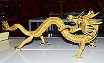 中国龙编织-手工编织