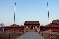 多伦县汇宗寺佛教建筑