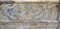 双龙戏珠传统石雕-雕刻艺术