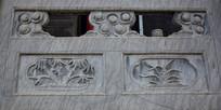 中国元素简洁石雕-雕刻艺术