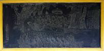 佛教传说人物画-石刻艺术