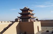 嘉峪关内城