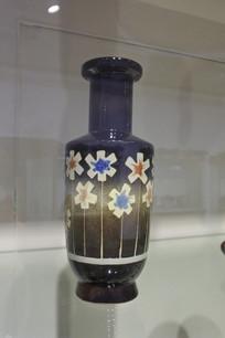 碎花瓷器花瓶