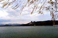 昆明湖与佛香阁