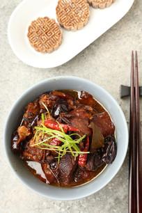 萝卜红枣炖羊肉红豆薏米芡实糕