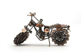 摩托车手工制品