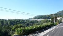 山区的自然景观摄影