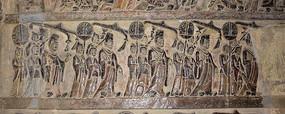 古代人物石刻高清图