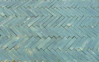 斜纹砖墙创意背景图