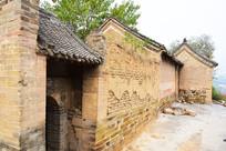 豫东农村老房子摄影图