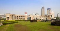 济南泉城广场建筑风景
