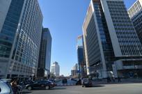 北京金融街街景
