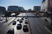 北京西单大街