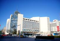 北京西单大街中国银行总行大楼