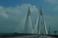 大桥风景图片