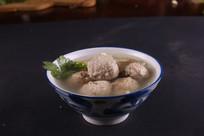 清香牛丸汤