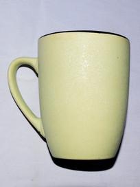 陶瓷茶杯特写图片