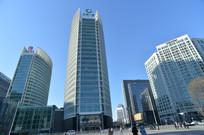 中国人寿和北京银行总部大楼