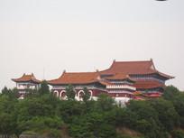 宫殿古建筑风景图片