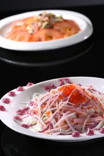 青瓜蟹子沙拉