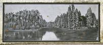 风景壁画艺术图片